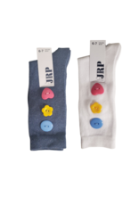 JRP JRP Button Candy Knee Sock
