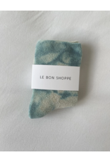 Le Bon Shoppe Le Bon Shoppe Tie Dye Cloud Socks