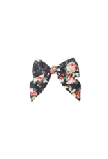 Jelly Bean Jelly Bean Floral Print Small Bow Clip