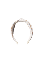 Jelly Bean Jelly Bean Floral Edge Knot Headband