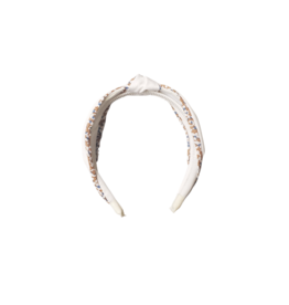 Jelly Bean Jelly Bean Floral Edge Knot Headband