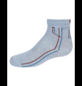 Zubii Zubii Pocket Stitch Anklet -346