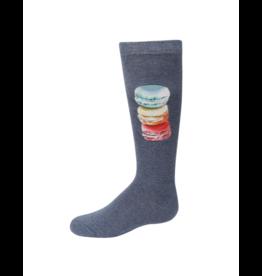 Zubii Zubii Macaron Knee Socks -395
