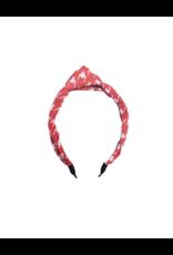 DaCee DaCee Houndstooth Knot Headband