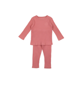 Pouf Pouf Infant  Ribbed Set Long
