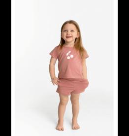 Pouf Pouf Infant Graphic Set Cherry