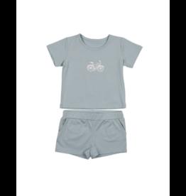 Pouf Pouf Infant Graphic Set Bike