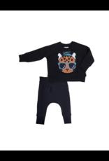 Huxbaby Huxbaby Infant  Cool Ocelot Set