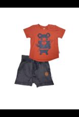 Huxbaby Huxbaby Infant Ninja Bear Set
