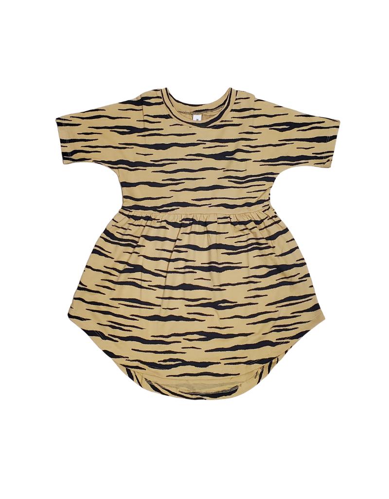 Huxbaby Huxbaby Wildcat Swirl Dress