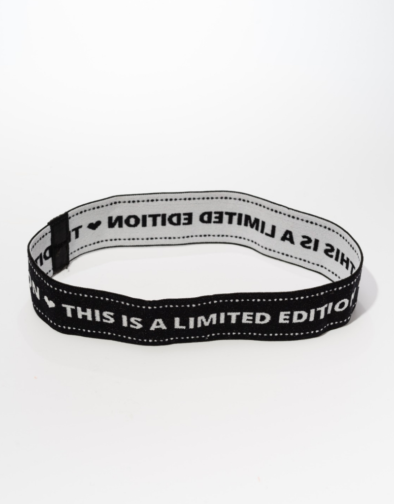 Limited Edition Limited Edition Elastic Hairband Band