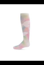 Infinity Memoi Pastel Butterfly Knee High MKF-7063
