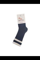 Meia pata Meia Pata Fall Knee Socks With Two Stripe -1050 M