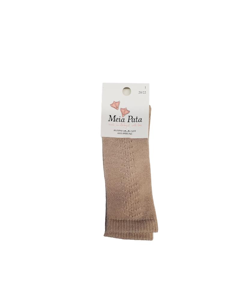 Meia pata Meia Pata Fall Knee Sock With Winter Spike -1053 M
