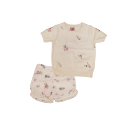 Clo Clo Baby Girl Set