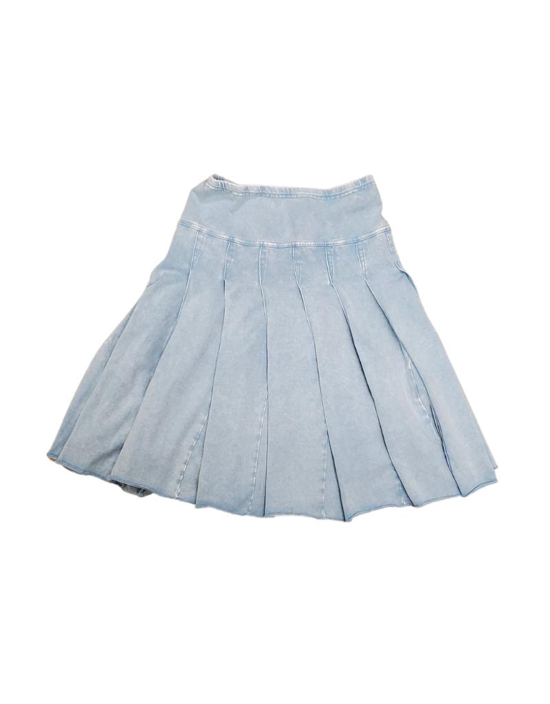 Five Stars Five Stars Pleated Skirt