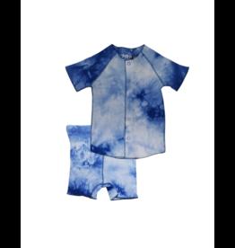 BRB BRB Infant   Tie Dye Short Set