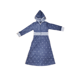 Try Try Girl  Embossed Terry Dress