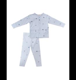 Fragile Fragile Infant Cherry Print Pajama