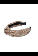 Knot Bandeau Summer Floral Knot Headband