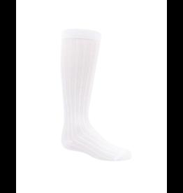 Zubii Zubii Texture Ribbed Knee Socks -285