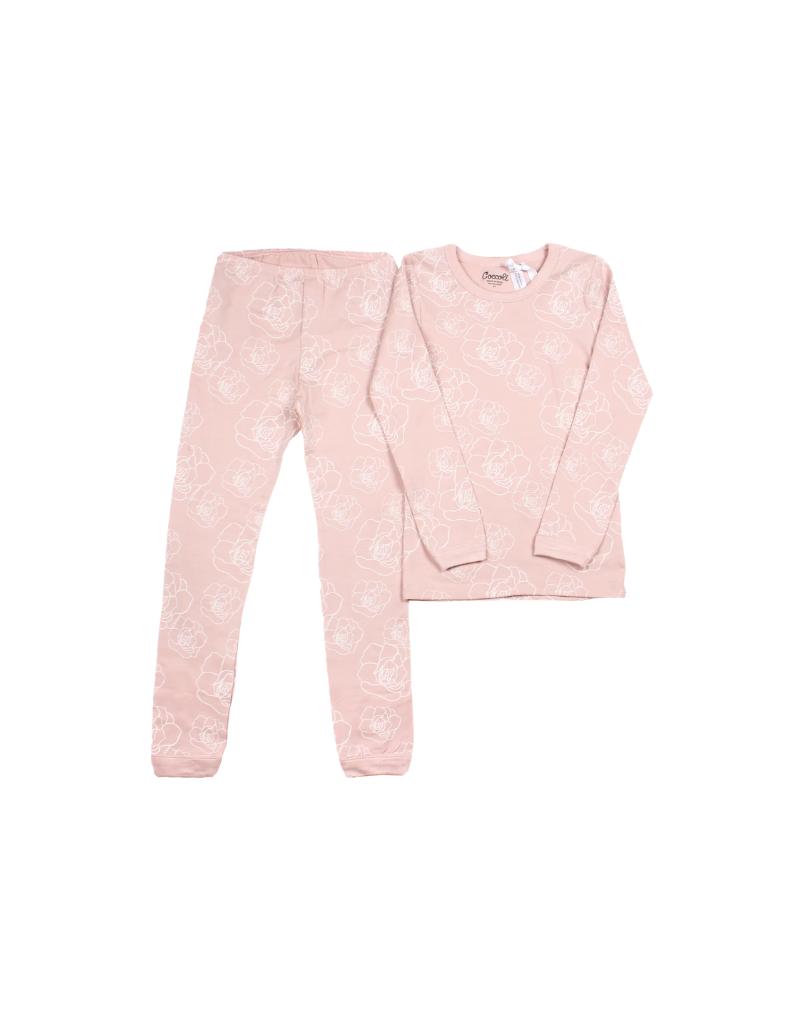 Coccoli Coccoli  Roses Pajama