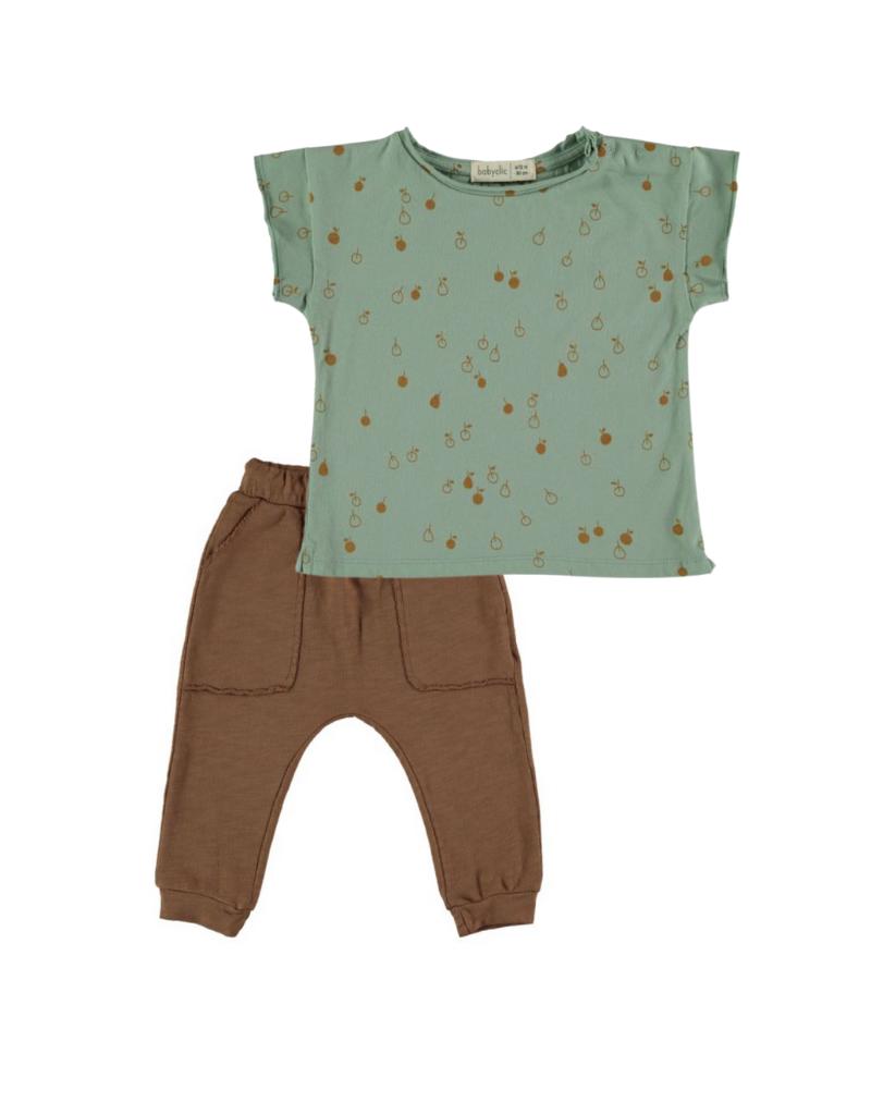 Babyclic Babyclic Infant Apple Set