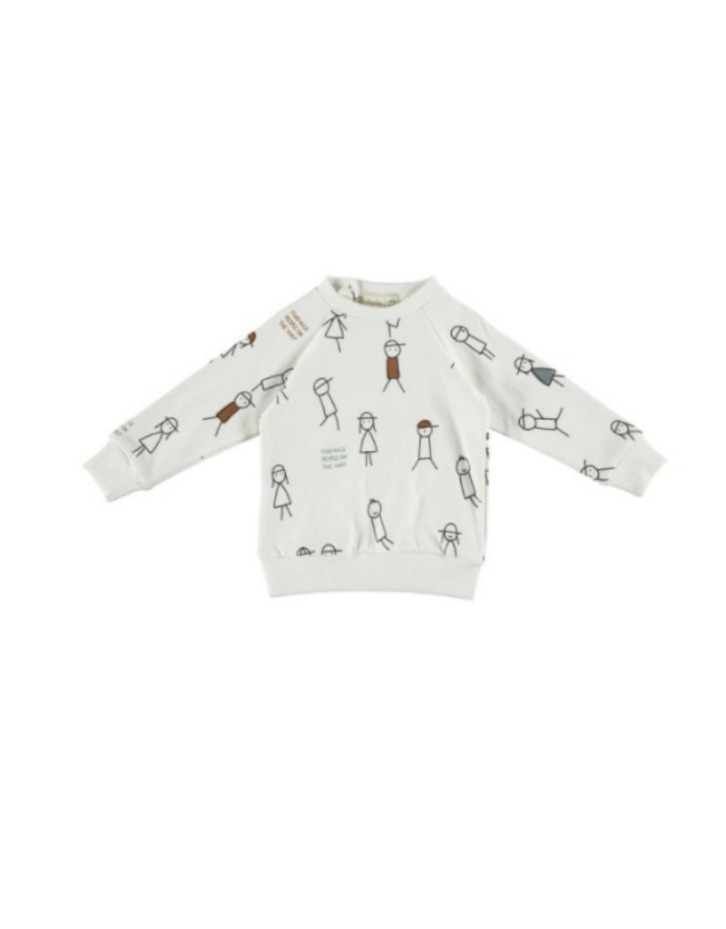 Babyclic Babyclic Nice People Sweatshirt