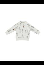 Babyclic Babyclic Infant  Nice People Sweatshirt