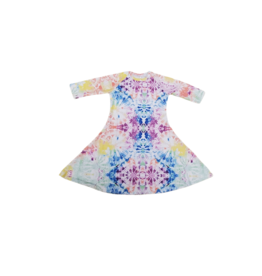 By the Wai By the Wai Tie Dye Swim Dress