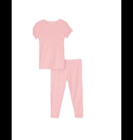 Kickee Pants Kickee Pants Solid Short Sleeve Pajama