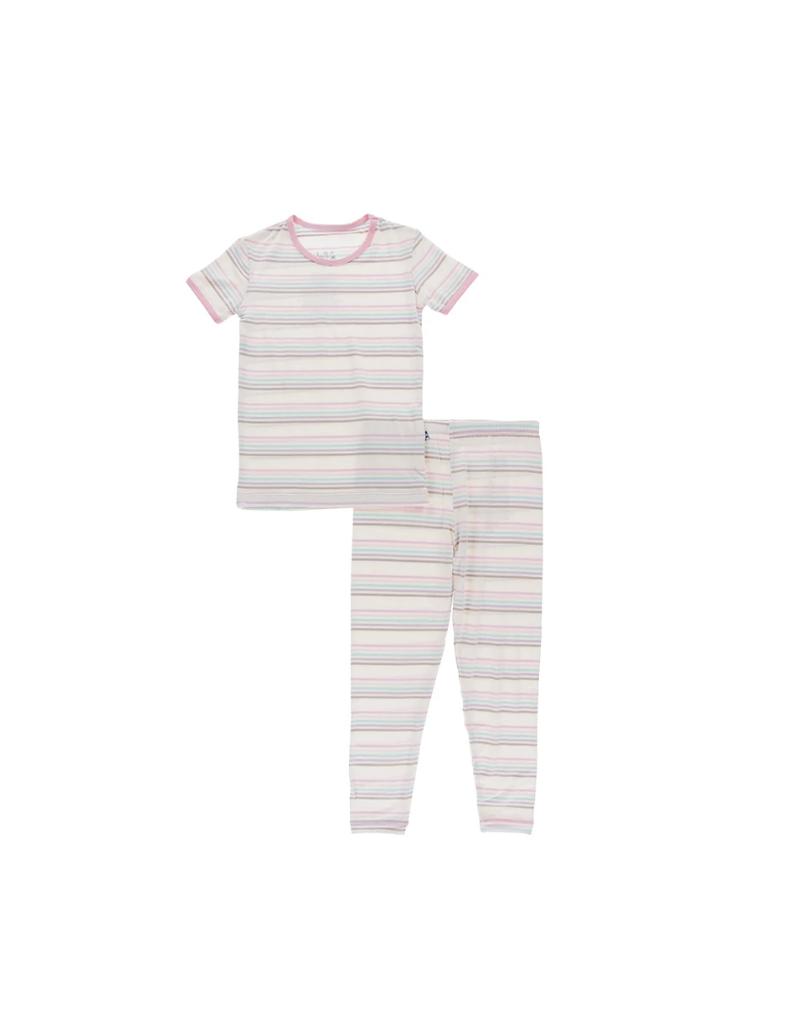Kickee Pants Kickee Pants Print  Short Sleeve Pajama