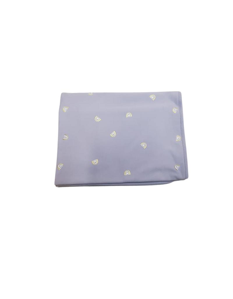 Fragile Fragile Glitter Rainbow Blanket