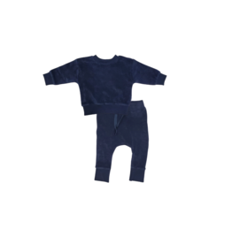 Huxbaby Huxbaby Midnight Terry Play Set