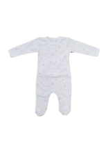 Lyda LydaBaby Heart Design Footie