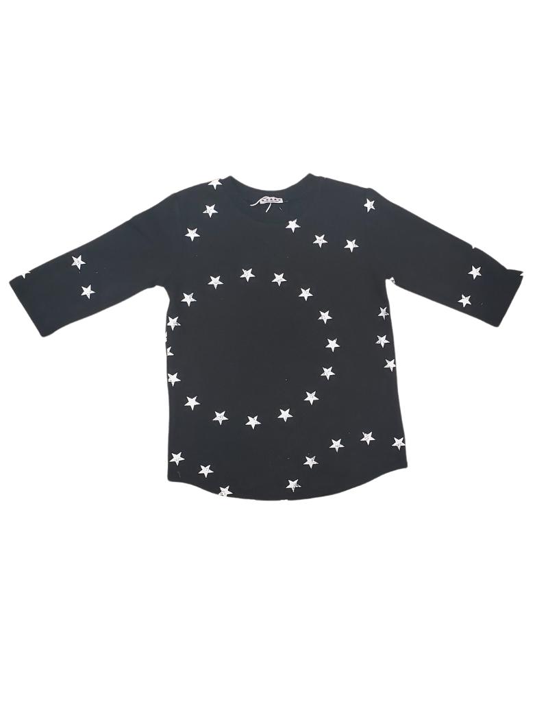Five Stars Five Stars Swirly Stars Shirt