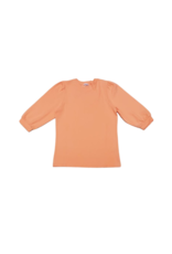 Five Stars Five Star Top with Puff Sleeve