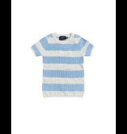 Hopscotch Hopscotch Boy Stripe Rib Sweater