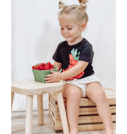 Petit Clair Petit Clair Big Strawberry T-shirt