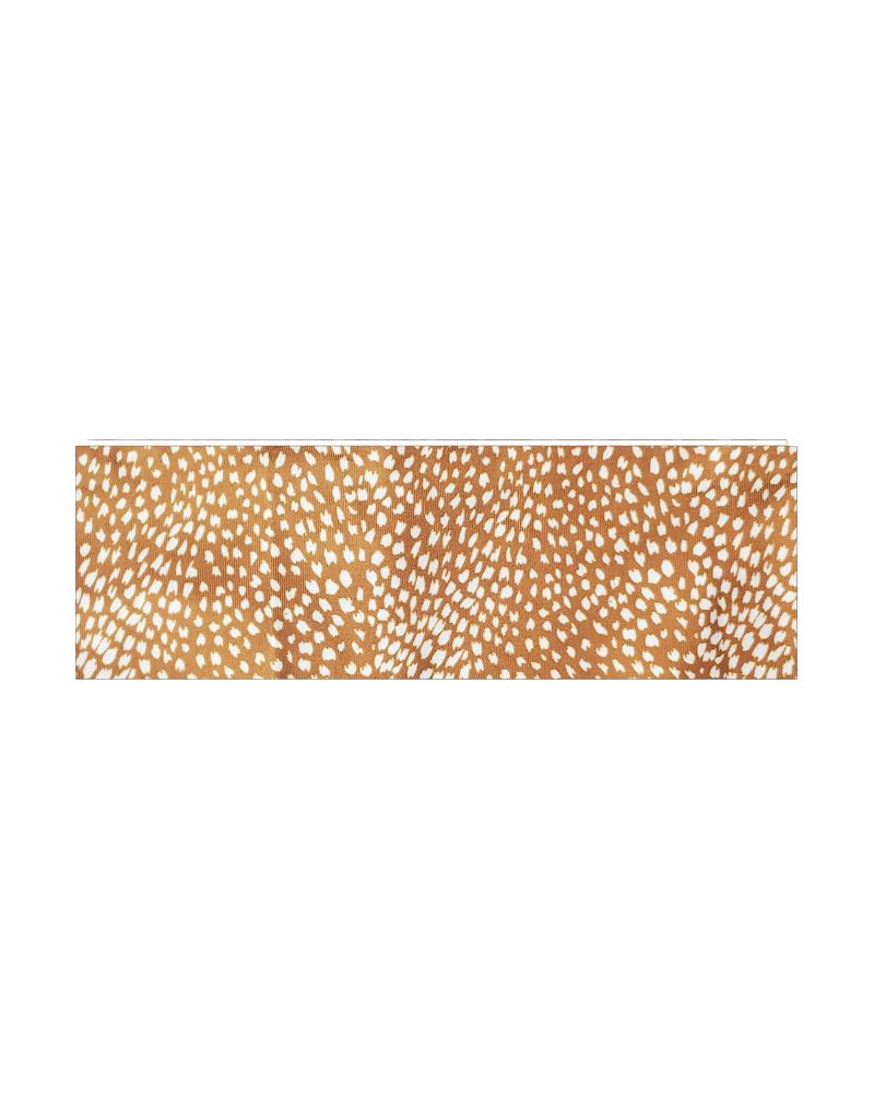 DaCee Dacee Paw Print Ladies Headwrap
