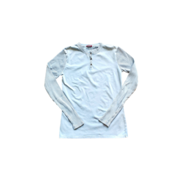 Five Stars Five Stars Top with Placket Opening