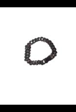 Jeweliette Jewels Jeweliette Multicolor Link Bracelet