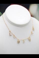 Jeweliette Jewels Jeweliette Love Necklace