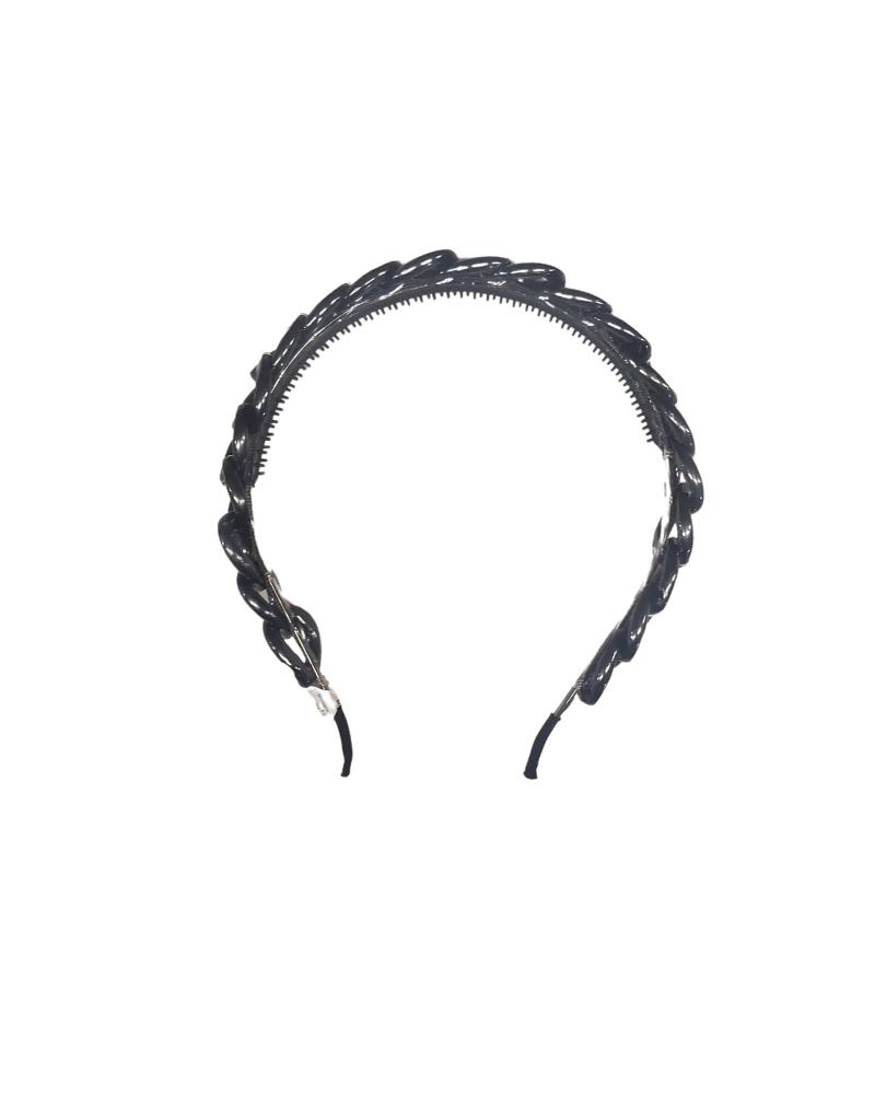DaCee DaCee Tortoise Chain Headband