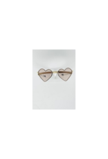 DaCee DaCee Heart  Sunglasses Headband