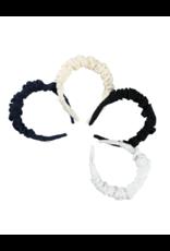 DaCee DaCee Muslin Ruffle Headband