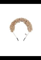 DaCee DaCee Fresh Flowers Wreath Headband