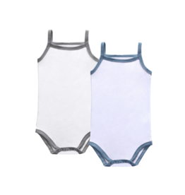 Petit Clair Petit Clair Baby Tank Bodysuit PCI-BDS2