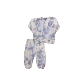 flowers by zoe Flowers By Zoe Infant Butterfly Tie Dye Set