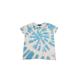 flowers by zoe Flower By Zoe Smile Tie Dye T-Shirt